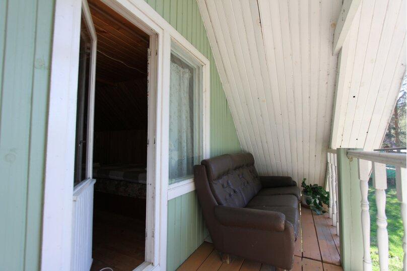 Дом с сауной для отдыха, 50 кв.м. на 3 человека, 1 спальня, Сяпся, пер. дачный, 10, посёлок Сяпся - Фотография 10