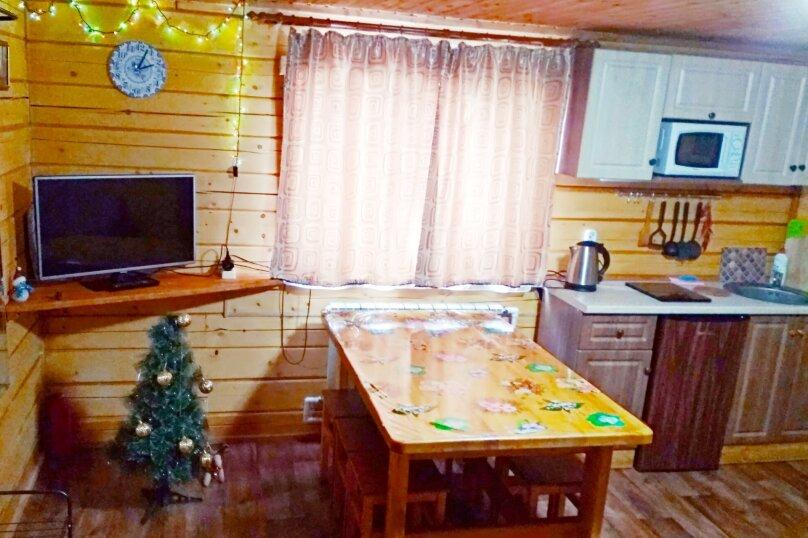 Коттедж с сауной, 60 кв.м. на 6 человек, 2 спальни, Третья Дачная, 911, Шерегеш - Фотография 10
