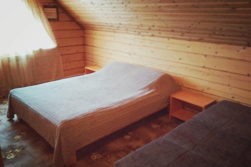 Коттедж с сауной, 60 кв.м. на 6 человек, 2 спальни, Третья Дачная, 911, Шерегеш - Фотография 13