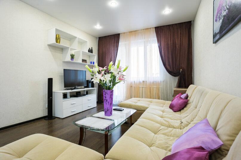 2-комн. квартира, 54 кв.м. на 4 человека, улица Батурина, 30к4, Красноярск - Фотография 4