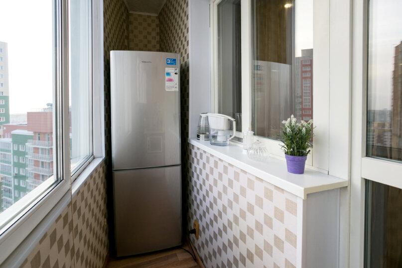 2-комн. квартира, 54 кв.м. на 4 человека, улица Батурина, 30к4, Красноярск - Фотография 8