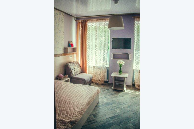 № 6. Двухместный номер стандарт с дополнительным спальным местом, Кооперативный переулок, 5, Керчь - Фотография 1