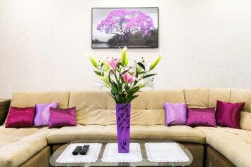 2-комн. квартира, 54 кв.м. на 4 человека, улица Батурина, 30к4, Красноярск - Фотография 1