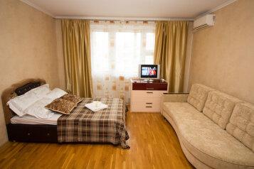 1-комн. квартира, 42 кв.м. на 3 человека, Кастанаевская улица, 12к1, Москва - Фотография 2