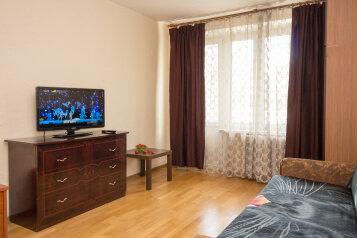 1-комн. квартира, 38 кв.м. на 3 человека, Ельнинская улица, 13, Москва - Фотография 3