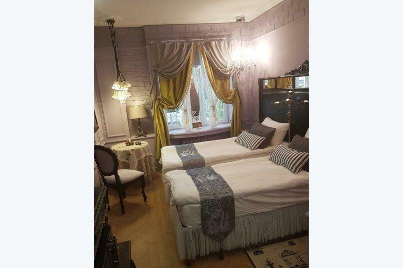 Стандартный двухместный номер с 2 отдельными кроватями, Заводская улица, 18, Ставрополь - Фотография 1