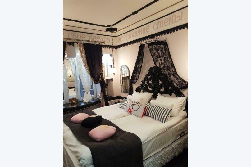 """Дизайн-Отель """"Шампань"""", Заводская улица, 18 на 20 номеров - Фотография 84"""