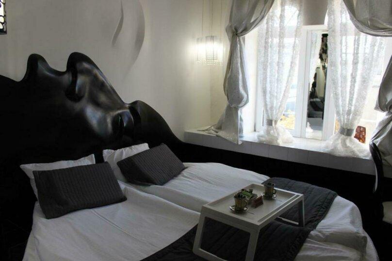 """Дизайн-Отель """"Шампань"""", Заводская улица, 18 на 20 номеров - Фотография 98"""