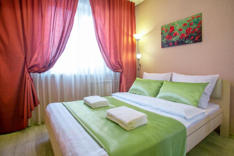 3-комн. квартира, 86 кв.м. на 6 человек, улица Молокова, 66, Красноярск - Фотография 15