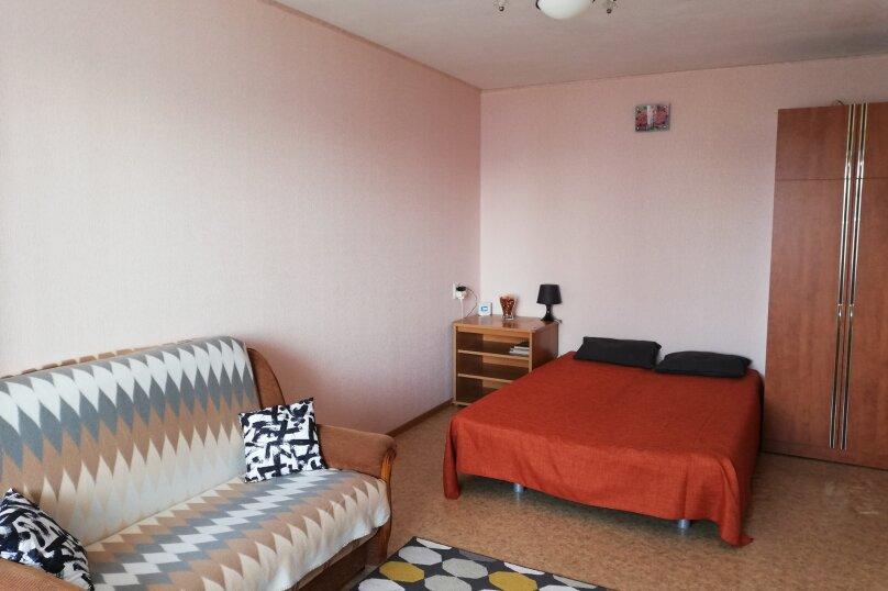 1-комн. квартира, 42 кв.м. на 4 человека, улица Блюхера, 67/1, Новосибирск - Фотография 3