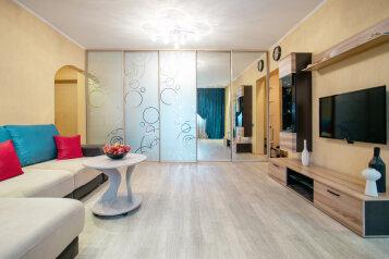 3-комн. квартира, 86 кв.м. на 6 человек, улица Молокова, 66, Красноярск - Фотография 4