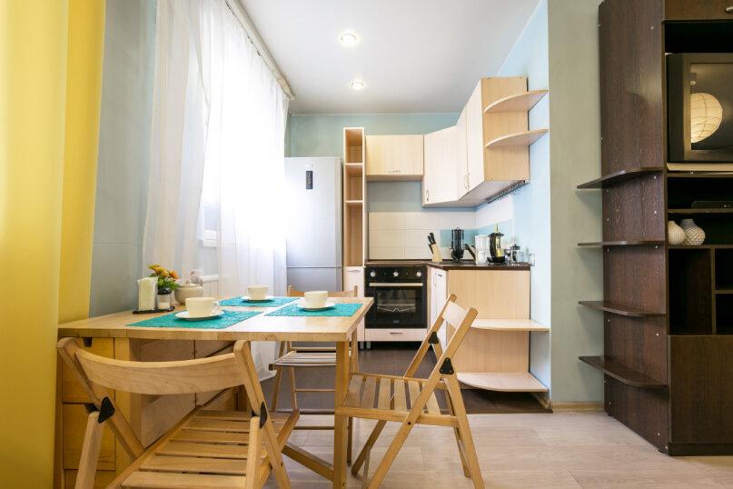 3-комн. квартира, 58 кв.м. на 8 человек, улица Горького, 33, Красноярск - Фотография 8