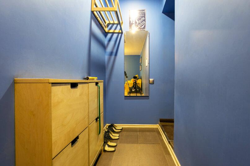 3-комн. квартира, 58 кв.м. на 8 человек, улица Горького, 33, Красноярск - Фотография 20