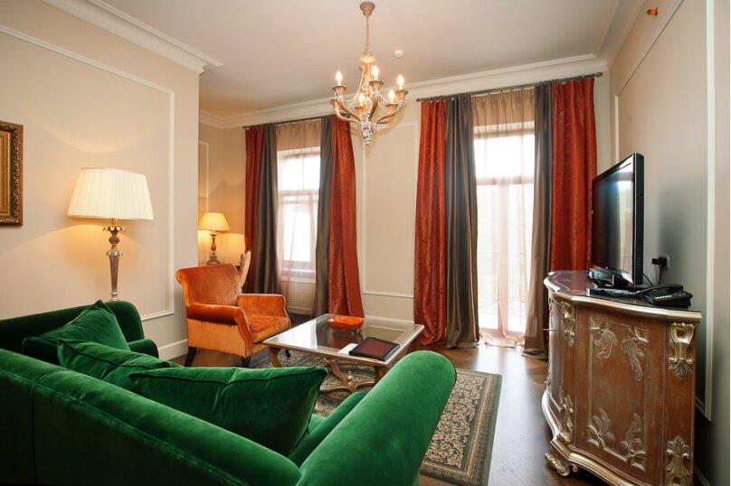 """Отель """"Pontos Plaza"""", улица Анджиевского, 25А на 18 номеров - Фотография 41"""
