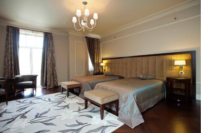 Гранд Люкс (две кровати), улица Анджиевского, 25А, Ессентуки - Фотография 1