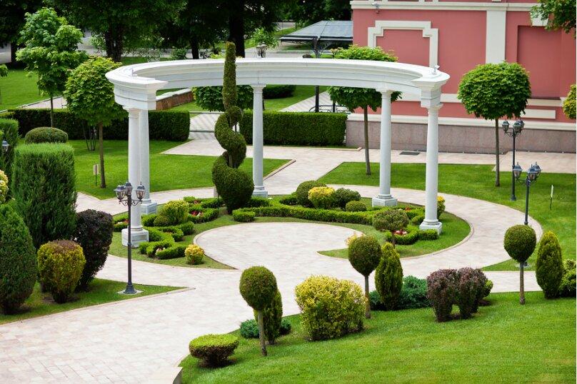 """Отель """"Pontos Plaza"""", улица Анджиевского, 25А на 18 номеров - Фотография 3"""
