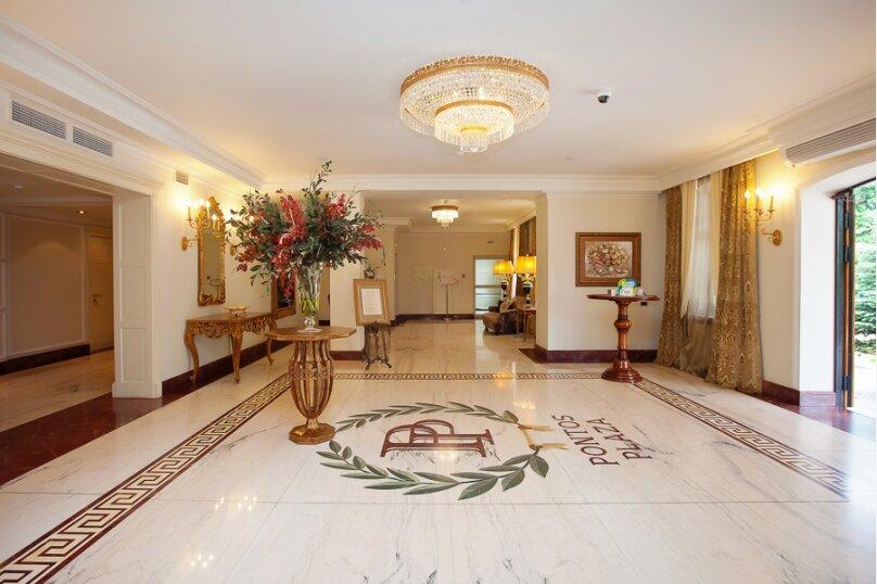 """Отель """"Pontos Plaza"""", улица Анджиевского, 25А на 18 номеров - Фотография 4"""