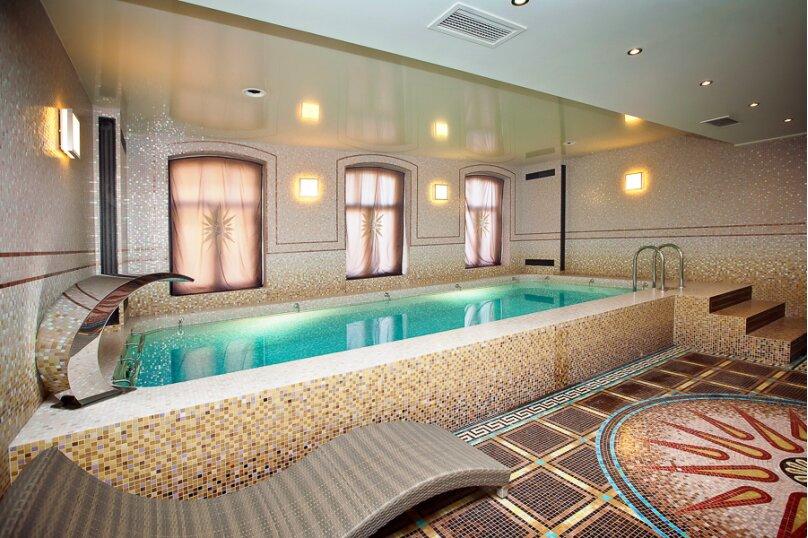 """Отель """"Pontos Plaza"""", улица Анджиевского, 25А на 18 номеров - Фотография 7"""