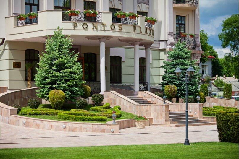 """Отель """"Pontos Plaza"""", улица Анджиевского, 25А на 18 номеров - Фотография 14"""