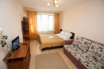 1-комн. квартира, 42 кв.м. на 3 человека, улица Кулакова, 7, Москва - Фотография 1