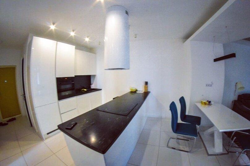 3-комн. квартира, 137 кв.м. на 5 человек, Ялтинская улица, 14литЗ, Гурзуф - Фотография 10