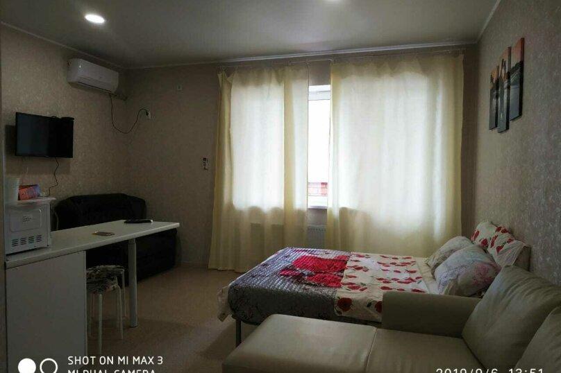 1-комн. квартира, 26 кв.м. на 4 человека, Кореновская улица, 57к1, Краснодар - Фотография 1