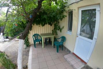 Коттедж, 40 кв.м. на 3 человека, 1 спальня, улица Бирюзова, 43, Судак - Фотография 1