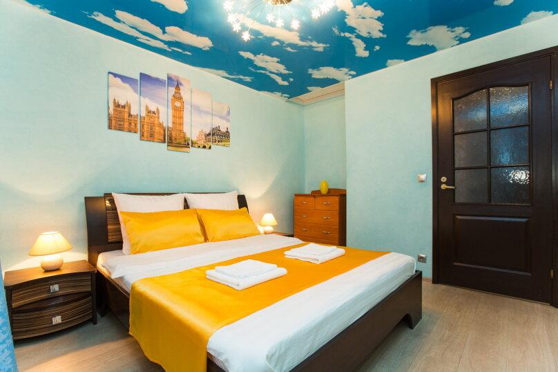 2-комн. квартира, 44 кв.м. на 4 человека, проспект Ленина, 40, Сургут - Фотография 5