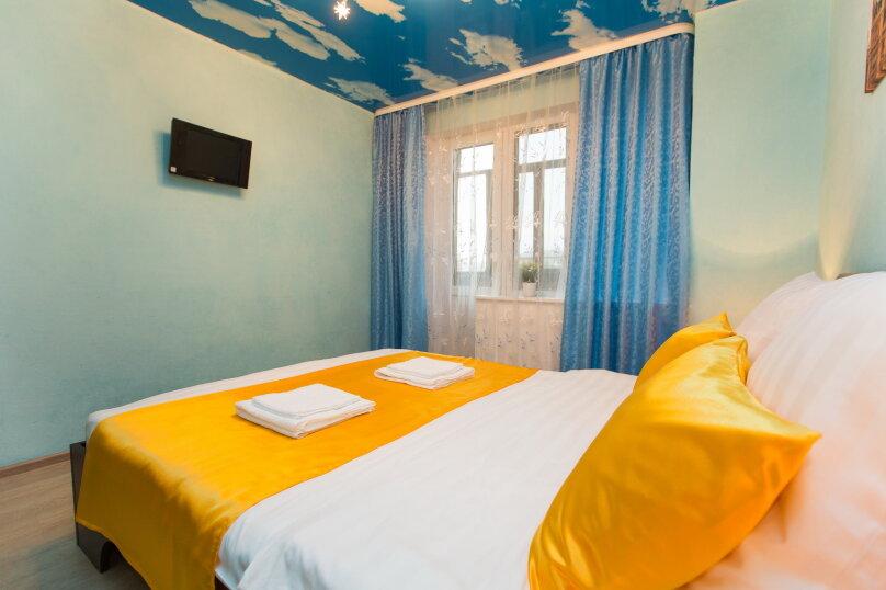 2-комн. квартира, 44 кв.м. на 4 человека, проспект Ленина, 40, Сургут - Фотография 8