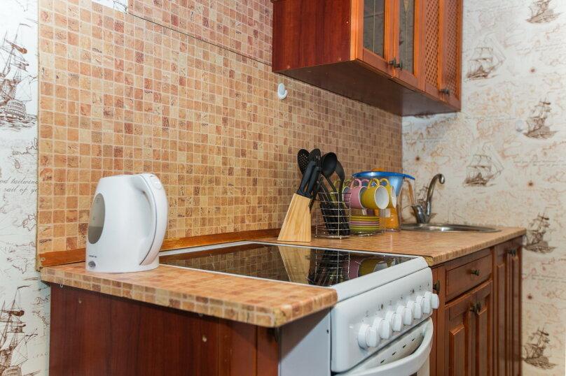 2-комн. квартира, 44 кв.м. на 4 человека, проспект Ленина, 40, Сургут - Фотография 17