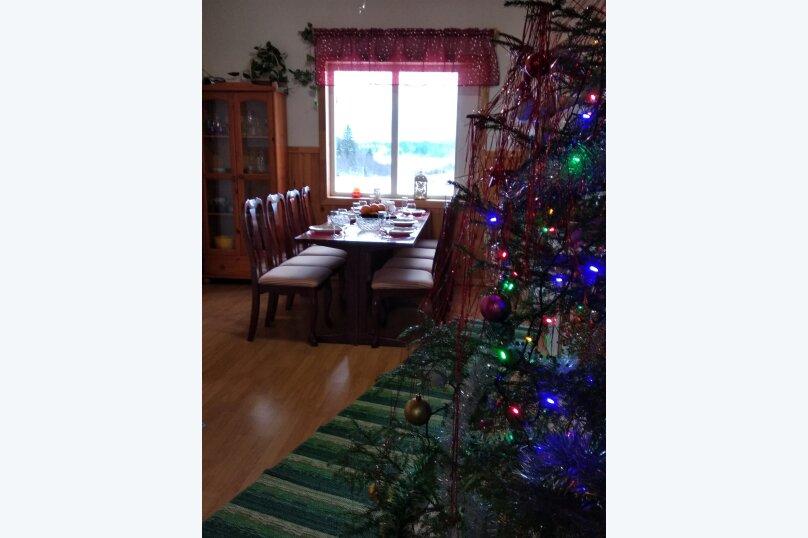 Дом, 120 кв.м. на 8 человек, 2 спальни, Куркиёки, Зелёная улица, 57, Лахденпохья - Фотография 13