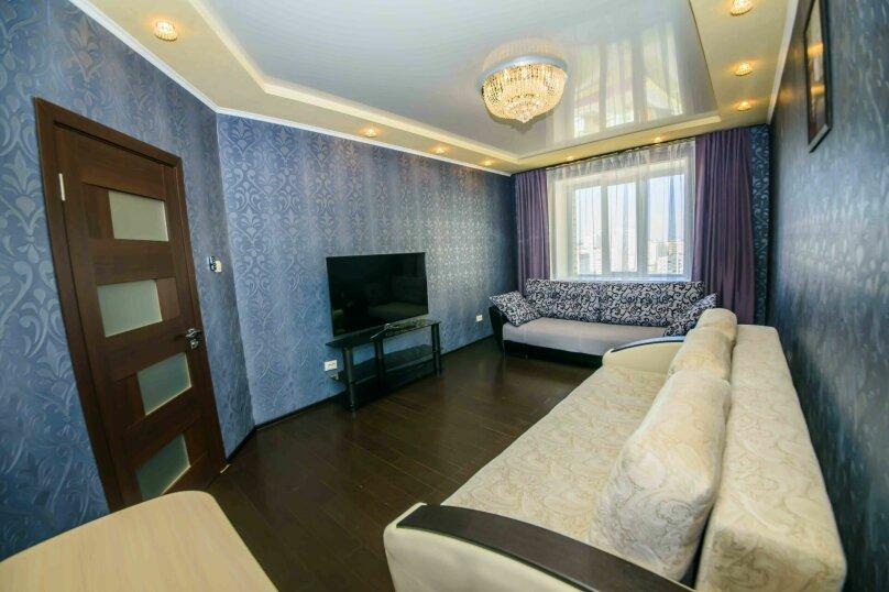 2-комн. квартира, 65 кв.м. на 6 человек, Университетская улица, 29, Сургут - Фотография 8