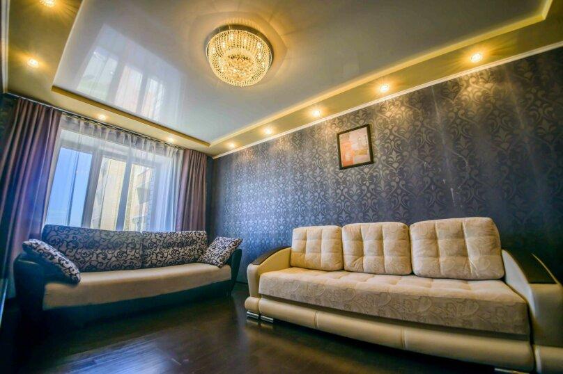 2-комн. квартира, 65 кв.м. на 6 человек, Университетская улица, 29, Сургут - Фотография 9