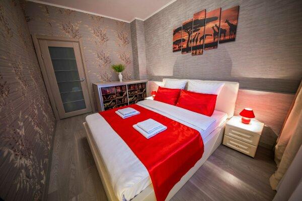 2-комн. квартира, 45 кв.м. на 6 человек, Университетская улица, 39, Сургут - Фотография 1