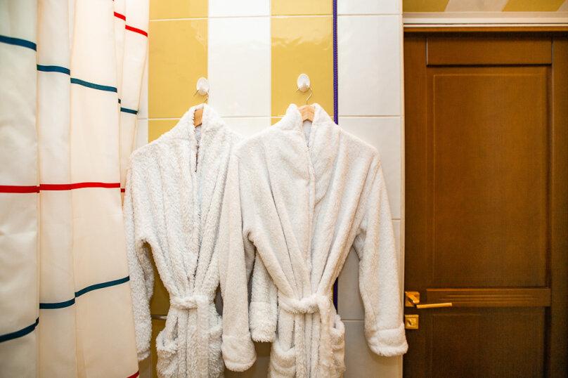 2-комн. квартира, 68 кв.м. на 4 человека, улица Игоря Киртбая, 21, Сургут - Фотография 18