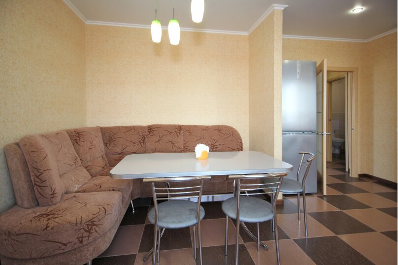 1-комн. квартира, 52 кв.м. на 2 человека, улица Лермонтова, 19А, Белгород - Фотография 5