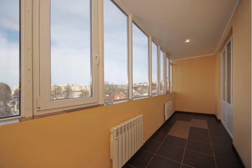 1-комн. квартира, 52 кв.м. на 2 человека, улица Лермонтова, 19А, Белгород - Фотография 9
