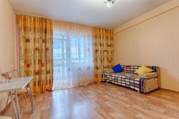 2-комн. квартира, 55 кв.м. на 4 человека, улица Труда, 162, Челябинск - Фотография 3