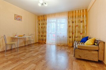 2-комн. квартира, 55 кв.м. на 4 человека, улица Труда, 162, Челябинск - Фотография 4