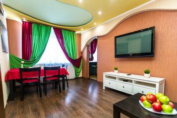 2-комн. квартира, 56 кв.м. на 4 человека, улица 60 лет Октября, 2, Сургут - Фотография 1