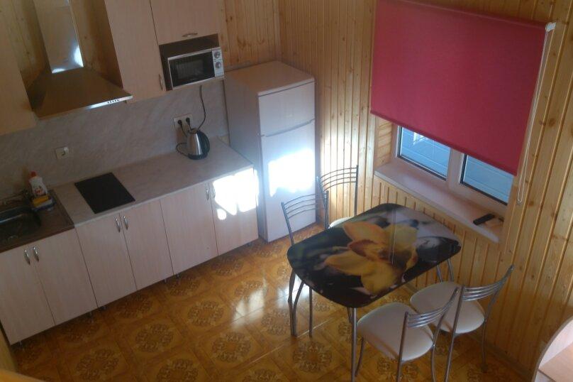 Дом, 72 кв.м. на 6 человек, 6 спален, Прибрежная улица, 75, Голубицкая - Фотография 18