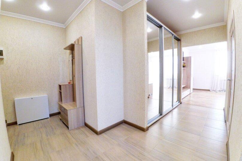 2-комн. квартира, 60 кв.м. на 8 человек, улица Сибгата Хакима, 7, Казань - Фотография 3