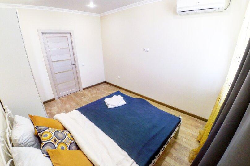2-комн. квартира, 60 кв.м. на 8 человек, улица Сибгата Хакима, 7, Казань - Фотография 5