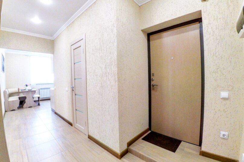 2-комн. квартира, 60 кв.м. на 8 человек, улица Сибгата Хакима, 7, Казань - Фотография 6
