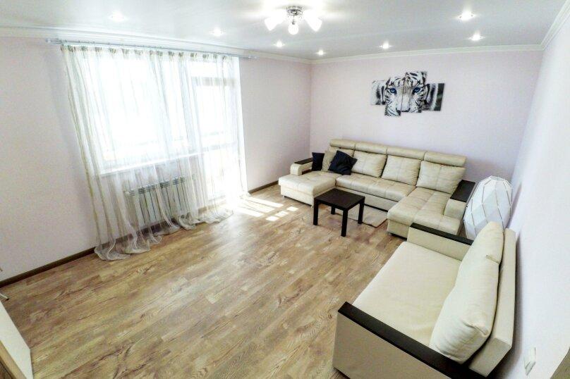2-комн. квартира, 60 кв.м. на 8 человек, улица Сибгата Хакима, 7, Казань - Фотография 11