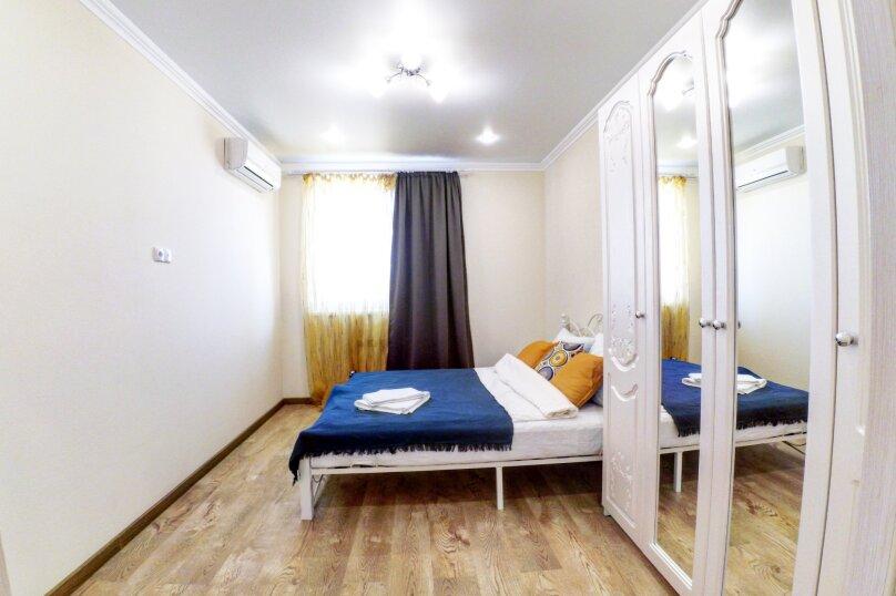2-комн. квартира, 60 кв.м. на 8 человек, улица Сибгата Хакима, 7, Казань - Фотография 16