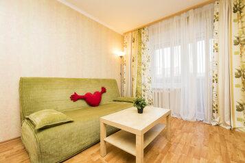 1-комн. квартира, 44 кв.м. на 4 человека, улица Родионова, 189/24, Нижний Новгород - Фотография 3