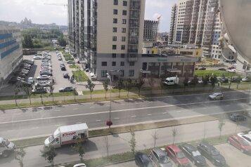 3-комн. квартира, 80 кв.м. на 10 человек, улица Сибгата Хакима, 35, Казань - Фотография 4