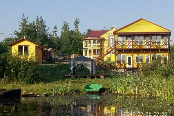 Дом, 185 кв.м. на 15 человек, 5 спален, Кончезеро, ул Совхозная , 5, Кондопога - Фотография 1