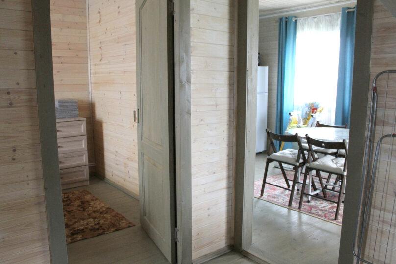 """Дом """"МОРЕ ДАЧИ"""", 73 кв.м. на 8 человек, 2 спальни, ДНП Можайское море, 36, Можайск - Фотография 11"""